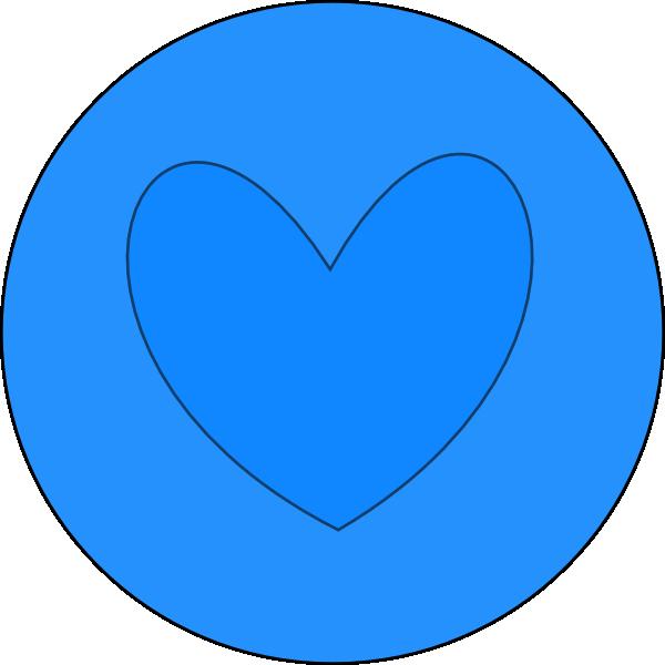 blue circle clip art - photo #47