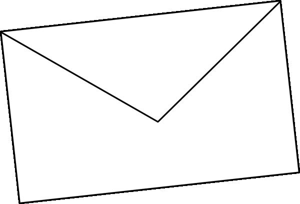 Envelope Clip Art at Clker.com - vector clip art online, royalty ...