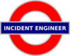 Incident Engineer Tube Sign Clip Art