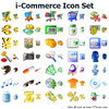 I-commerce Icon Set Image