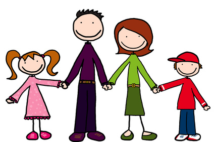 Cartoon Family Images