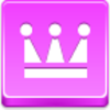 Free Pink Button Crown Image