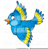 Blue Bird Pictures Clipart Image