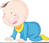 New Born Baby Clipart Image