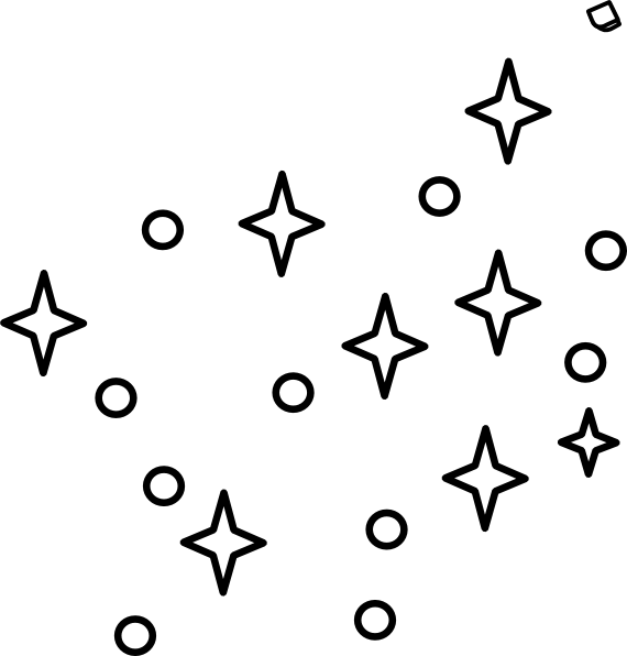 Stars Outline Clip Art At Clkercom  Vector