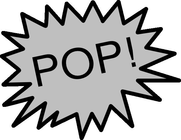 balloon pop clip art at clker com vector clip art online royalty rh clker com pop can clipart poop clip art