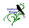 Saphire Wings Logo Image