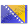 Flag Bosnia And Herzegovina 2 Image