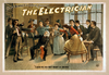 The Electrician An American Comedy Drama : Chas. E. Blaney S Greatest Success. Image