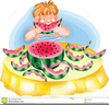 Blond Girl Clipart Image