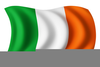 Clipart Of Irish Flag Image