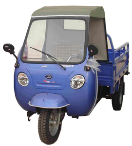 Motor Tricycle Three Wheeler Auto Rickshaw Image