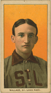 [bobby Wallace, St. Louis Browns, Baseball Card Portrait] Image