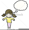 Free Clipart Thought Bubbles Image
