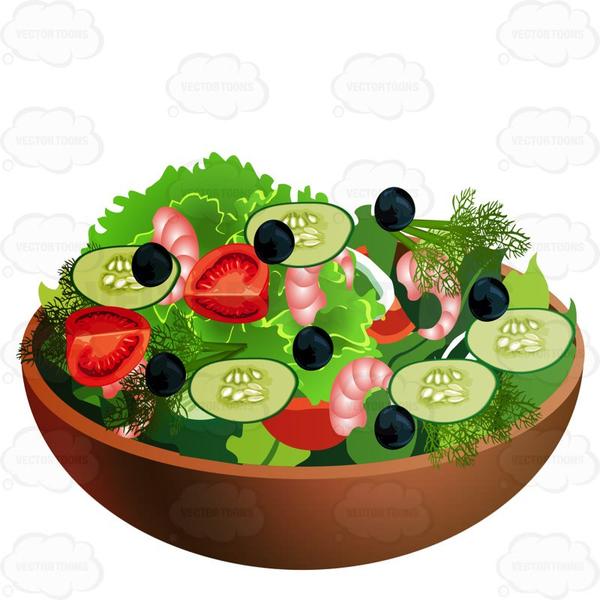 Salad Bar Clipart Free Free Images At Clkercom Vector Clip Art