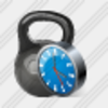 Icon Weight Clock Image