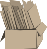 Packing Box Clip Art