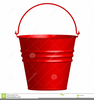 Bucket And Pail Clipart Image