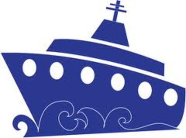cruiseship free images at clkercom vector clip art