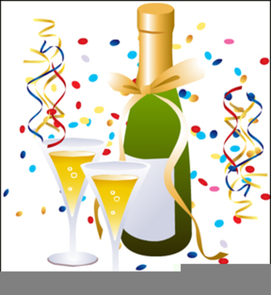 Free Clipart New Years Eve Celebration   Free Images at ...