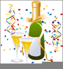 Free Clipart New Years Eve Celebration Image