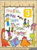 Play Learn Grow Clipart Image