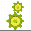 Gears Clipart Free Image