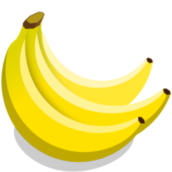 bananas png - photo #30