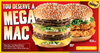 Mega Mac Meal Image