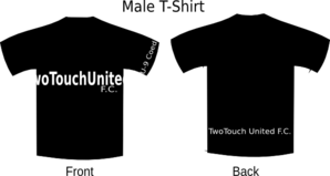 Two Touch United F.c Clip Art