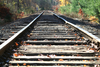 Railroad Tracks Uk Image