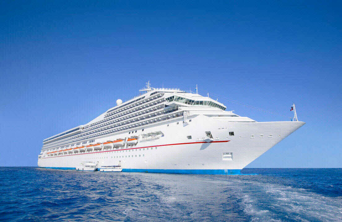 Cruiseship  Free Images At Clker  Vector Clip Art