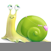 Cartoon Girl Slug Image
