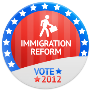 Vote Immigration Reform Image