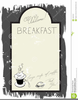Free Breakfast Clipart Templates Image