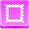 Free Pink Button Postage Stamp Image