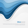 Blue Waves Image