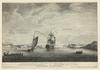 A View Of The Entrance Of The Harbour Of The Havana, Taken From Within The Wrecks Vue De L Entrée Du Port De La Havane Prise En Dedans Des Bâtiments Echoues = Vista De La Entrada Del Puerto De La Havana Desde Los Naufragios / Drawn By Elias Durnford, Engineer ; Engraved By Peter Canot. Image