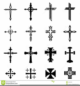 Ornate Cross Clipart Free | Free Images at Clker com