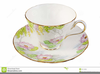 Clipart Cup Saucer Image