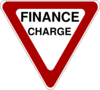 Finance Charge Clip Art