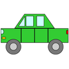 Animated Clipart Cars Image