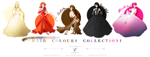 Hair Colours Collection By Neko Vi D Fw Ox Image