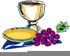 Communion Sunday Clipart Image