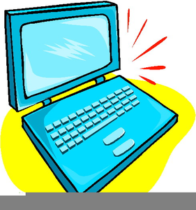 free computer laptop clipart free images at clker com vector rh clker com  laptop clipart images