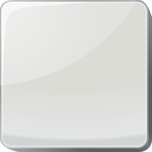 Silver Button Free Images At Clker Com Vector Clip Art