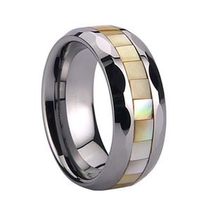 Mm Tungsten Carbide Ring High Quality Jewelry Image