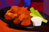 Buffalowings Clip Art