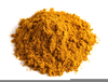 Yellow Powder Spice Image