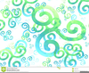 Free Swirls And Curls Clipart Image